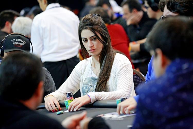 Vivian Saliba fatura mais de R$ 155 mil no Evento 54 da WSOP/CardPlayer.com.br
