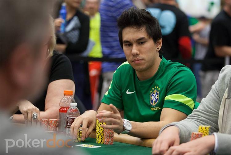 """Neville """"NevilleWeeee"""" Costa é vice do Evento 60 da UFC KO Series/CardPlayer.com.br"""