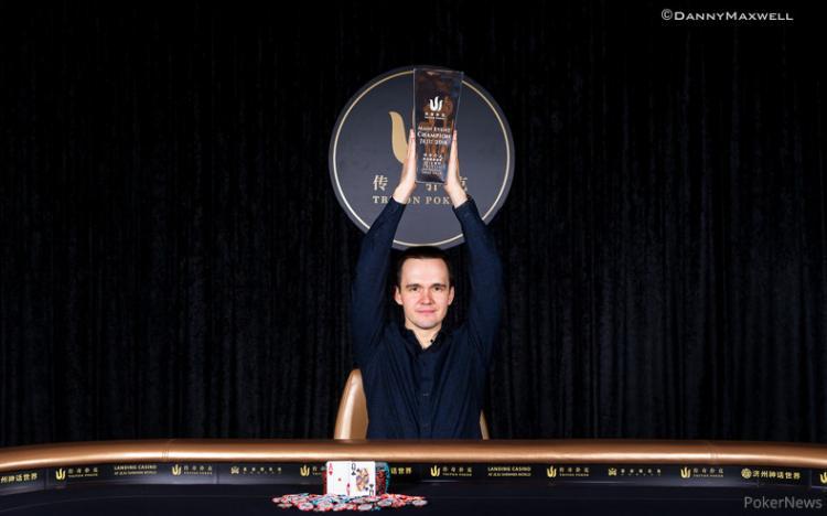 Mikita Badziakouski volta a cravar Main Event da Triton Super High Roller Series e fatura US$ 5,2 milhões /CardPlayer.com.br