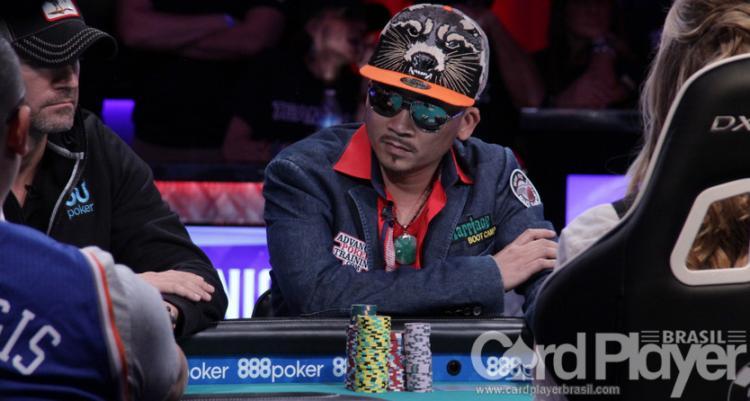 Qui Nguyen segue na liderança do November Nine/CardPlayer.com.br