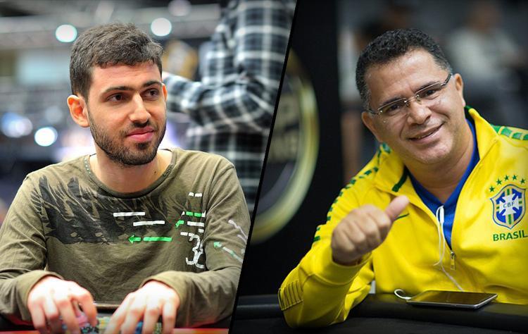 Hélio Neves e Roberly Felício avançam para o Dia 2 do WPT Montreal/CardPlayer.com.br