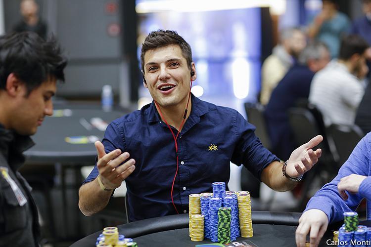 Thiago Grigoletti assume a ponta do LAPT Brasil/CardPlayer.com.br