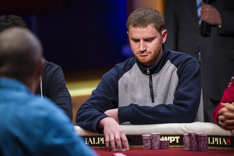 Após arrancada em dezembro, David Peters vence ranking da Card Player/CardPlayer.com.br
