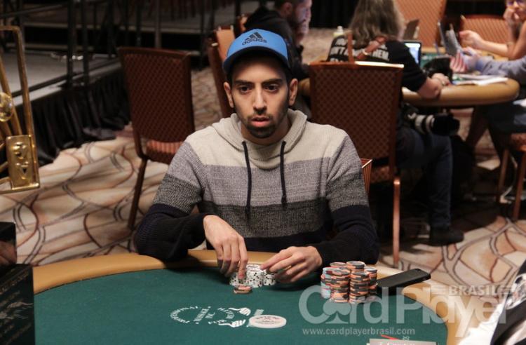 """Elior """"Crazy Elior"""" Sion fatura US$ 123 mil nos high stakes/CardPlayer.com.br"""