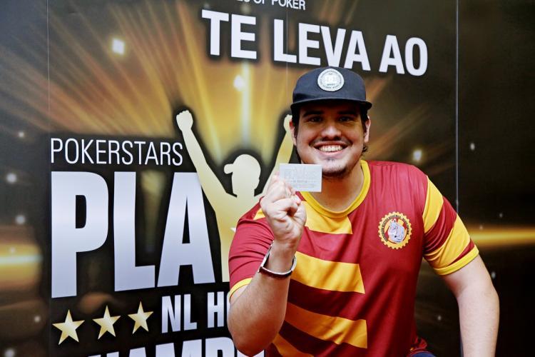 Tiago Magalhães lidera ranking do BSOP 2018/CardPlayer.com.br