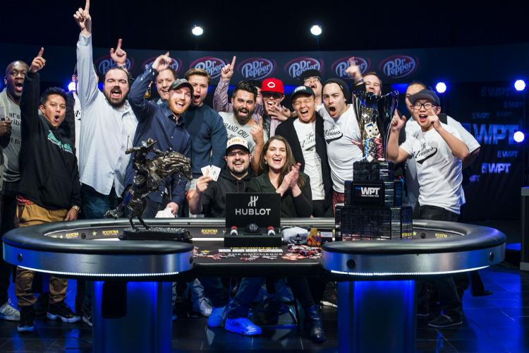 Em sua estreia no WPT, Dennis Blieden conquista o título do L.A. Poker Classic/CardPlayer.com.br