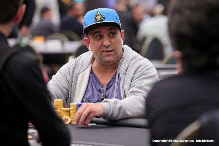Marcelo Mesqueu abre grande vantagem na liderança do ranking do BSOP/CardPlayer.com.br