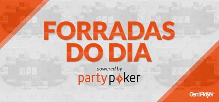 """michalakr"" sobe ao pódio do Bounty Builder $215/CardPlayer.com.br"