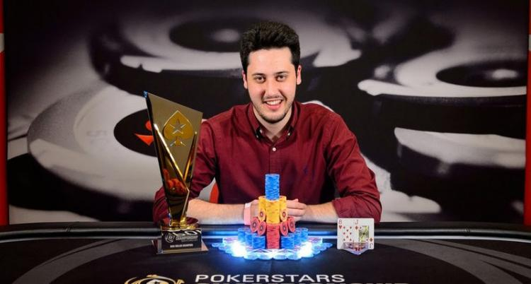 Adrián Mateos crava € 50.000 Super High Roller do PSC Monte Carlo/CardPlayer.com.br