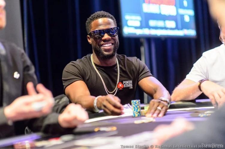 PokerStars assina com o comediante Kevin Hart/CardPlayer.com.br