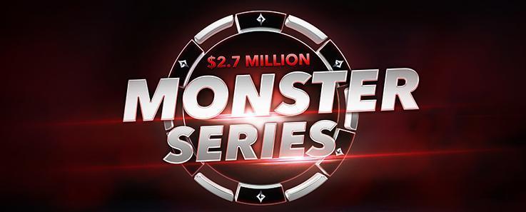 """""""jaimelaviande"""" e """"dubayer"""" aprontam na Monster Series/CardPlayer.com.br"""