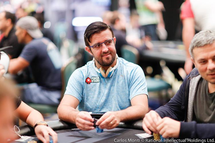 André Akkari avança no Evento 3 da WSOP/CardPlayer.com.br
