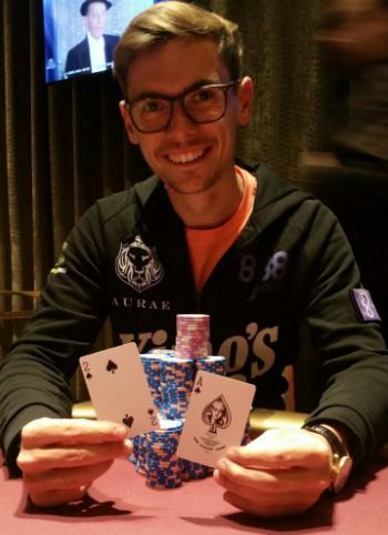 Fedor Holz volta a vencer Super High Roller do Aria /CardPlayer.com.br