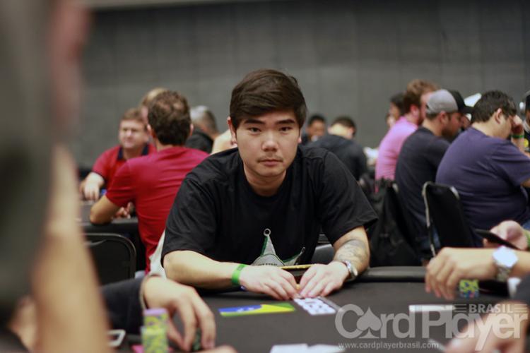 Éder Murata avança em segundo no Evento 70 da WSOP/CardPlayer.com.br