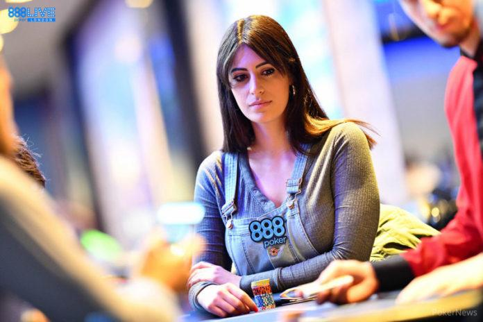 Vivian Saliba puxa a fila verde e amarela no Dia 3 do Crazy Eights da WSOP/CardPlayer.com.br