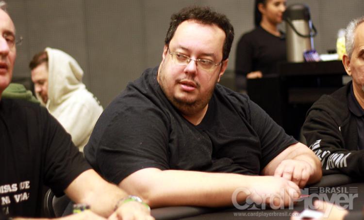 Geraldo César sobe ao pódio do $530 Daily Supersonic/CardPlayer.com.br