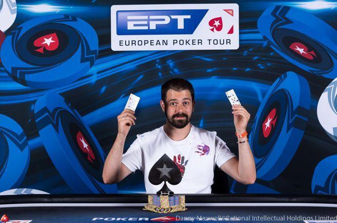 Felipe Boianovsky é campeão do Evento 45 do EPT Barcelona/CardPlayer.com.br