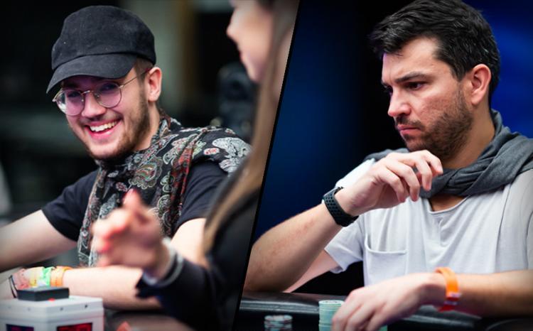 Diego Falcone e Giovani Torre fazem FT no EPT Barcelona/CardPlayer.com.br