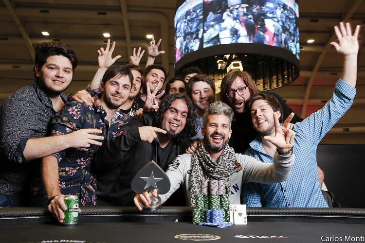 Nacho Barbero crava última edição do LAPT e conquista inédito tricampeonato/CardPlayer.com.br