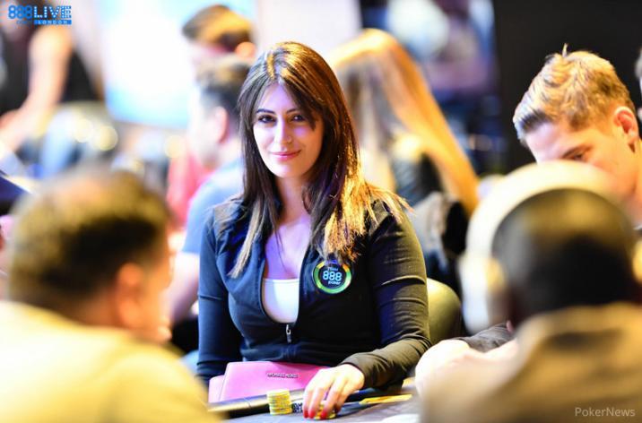 Coin flip tira Vivian Saliba do 888Live Londres/CardPlayer.com.br