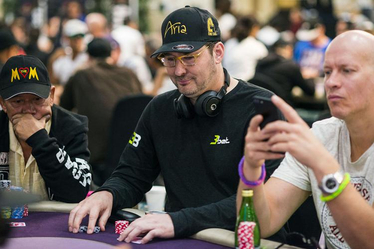 Phil Hellmuth confirma presença no PokerStars Players Championship/CardPlayer.com.br