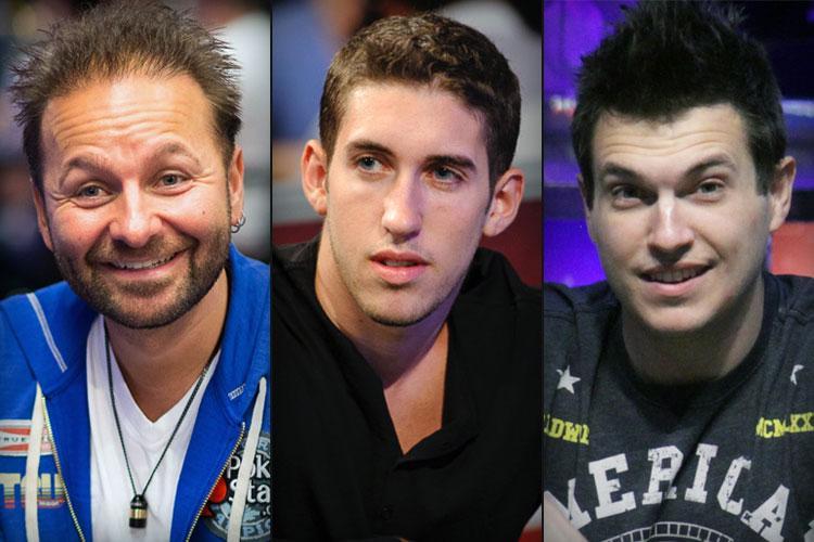 Daniel Negreanu, Dan Colman e Doug Polk confirmam presença em Super High Roller de US$ 300 mil do Aria/CardPlayer.com.br