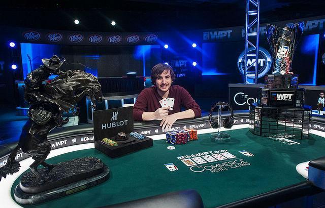 Daniel Strelitz vence o WPT L.A. Poker Classic e fatura US$ 1 milhão/CardPlayer.com.br