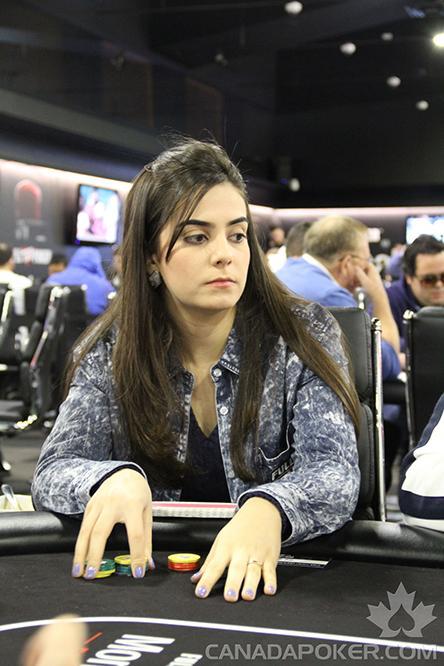 """Larissa """"lmn_7"""" Metran apronta nos feltros do PokerStars/CardPlayer.com.br"""