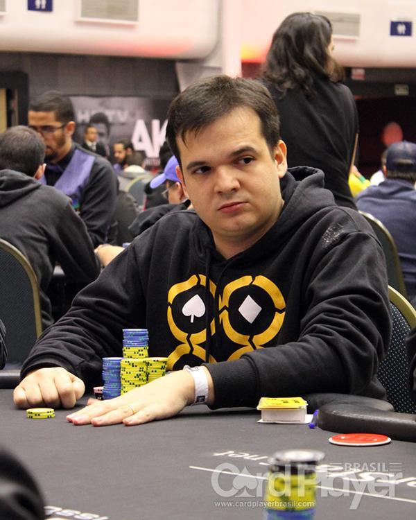 """Will """"Hellzito"""" Arruda crava o The Main Event: Heavyweight do partypoker/CardPlayer.com.br"""