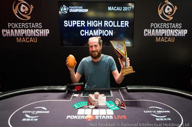 Steve O'Dwyer crava Super High Roller do PSC Macau/CardPlayer.com.br