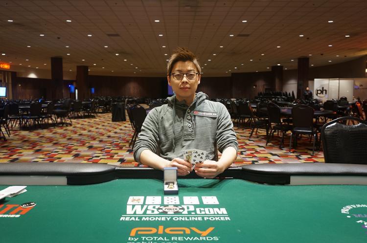 """Joseph Cheong """"recupera"""" anel roubado com vitória em High Roller do WSOP Circuit/CardPlayer.com.br"""