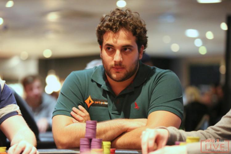 João Simão fatura € 52 mil em high roller do PSC Monte Carlo/CardPlayer.com.br