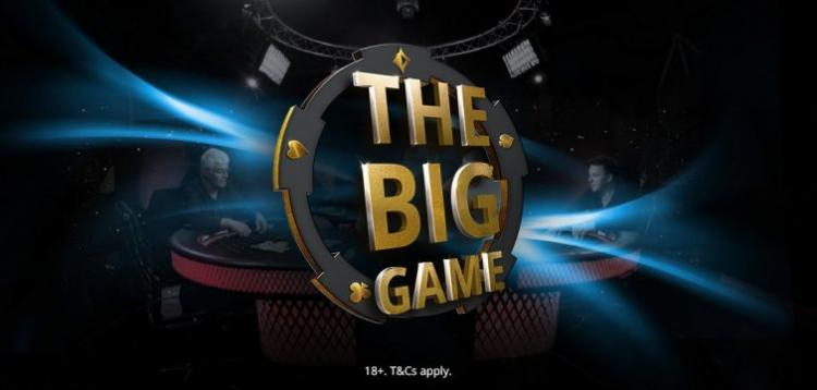 The Big Game retorna ao partypoker neste domingo/CardPlayer.com.br