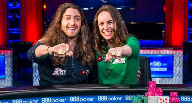 Casal Igor Kurganov e Liv Boeree vence Evento 2 da WSOP /CardPlayer.com.br