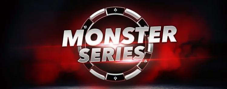 """""""Ineedcagari"""" leva a melhor nos Eventos 1-H e 3-H da Monster Series/CardPlayer.com.br"""