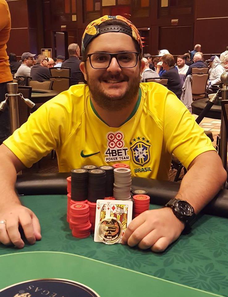 Guilherme Ksyvickis crava torneio da Grand Poker Series e embolsa US$ 97 mil/CardPlayer.com.br