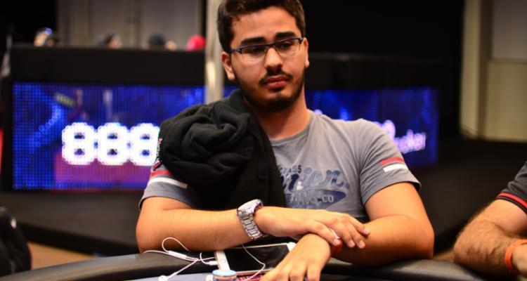 """Ivan """"ivan limeira"""" Limeira é campeão do Bounty Builder $215/CardPlayer.com.br"""
