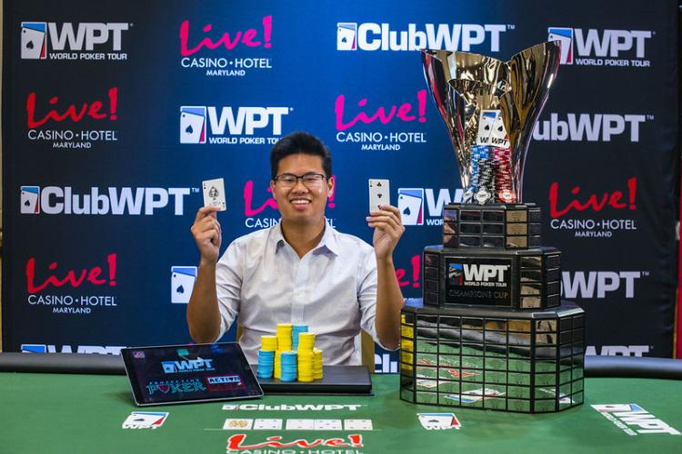 Nitis Udornpim vence WPT Maryland/CardPlayer.com.br