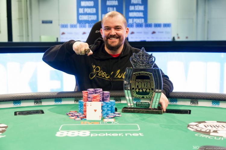 Rafael Caiaffa vence High Roller e fatura segundo anel no WSOP Circuit Brasil/CardPlayer.com.br