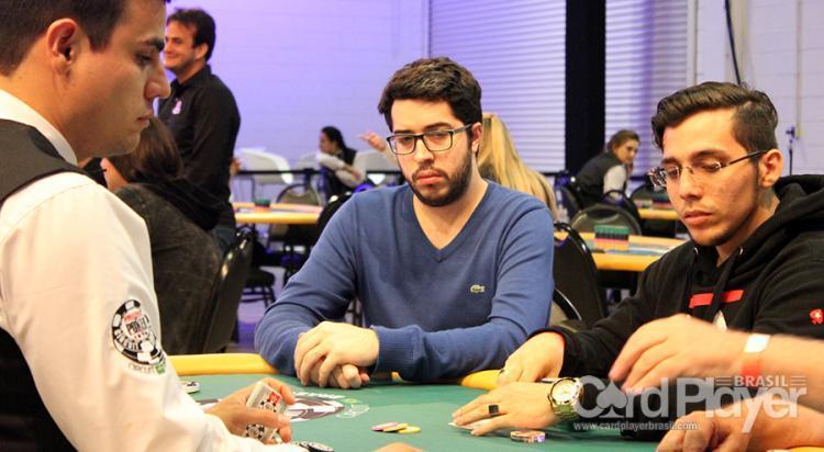 """Éder """"edercampana"""" Campana sobe ao pódio do Fast Friday High Roller/CardPlayer.com.br"""