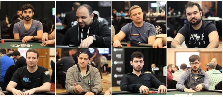Brasileiros invadem WSOP Circuit Uruguai/CardPlayer.com.br