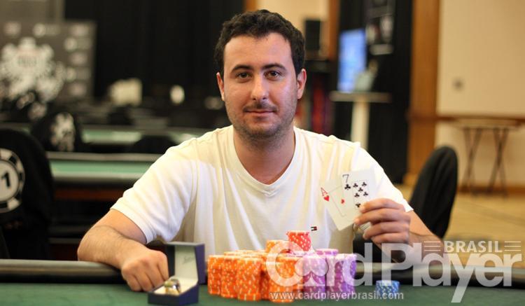 Primeiro anel do WSOP Circuit Uruguai fica em casa/CardPlayer.com.br