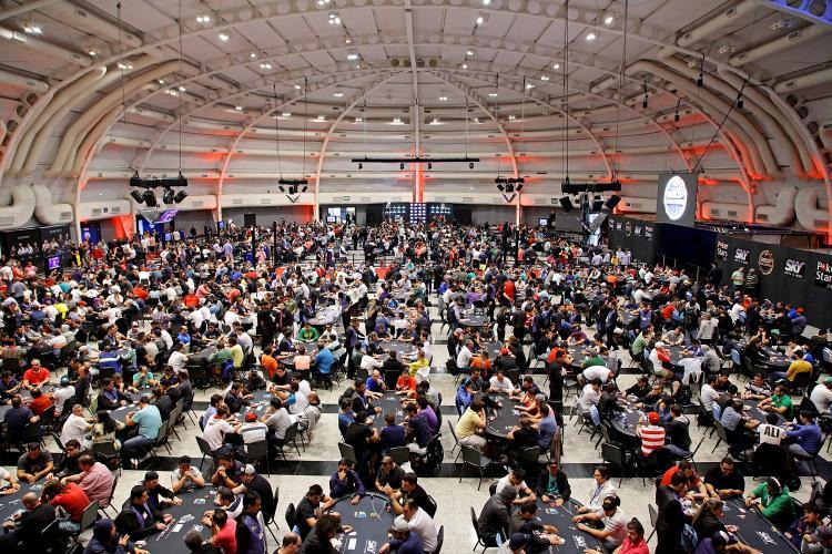 Main Event do BSOP Millions registra 3.230 entradas e vai ter a maior prize pool da sua história /CardPlayer.com.br