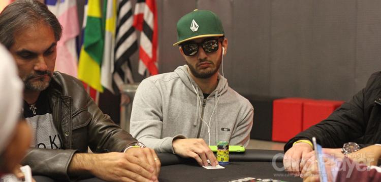 """Gustavo """"PIUlimeira"""" Goto faz FT no Evento 22 High da Winter Series/CardPlayer.com.br"""