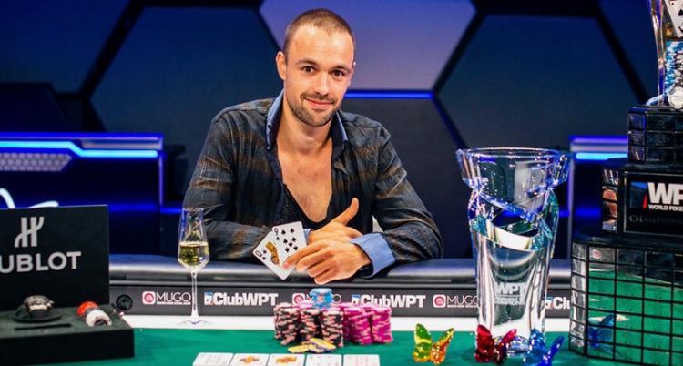 Ole Schemion leva a melhor no Torneio dos Campeões no WPT/CardPlayer.com.br