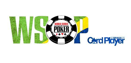 Brasileiros avançam nos Eventos 63 e 64 da WSOP/CardPlayer.com.br