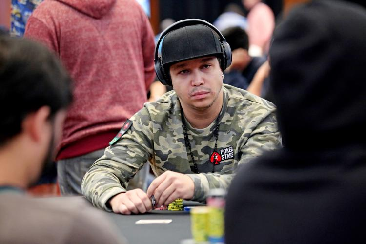 Felipe Mojave segue na briga pelo título do Players Championship/CardPlayer.com.br