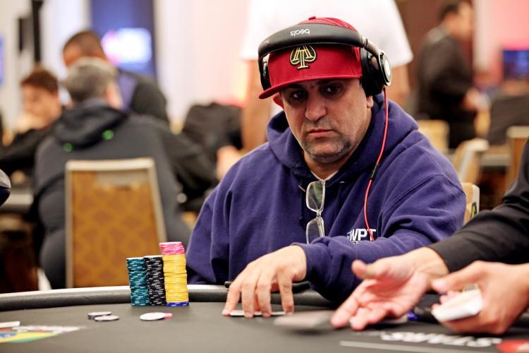 Marcelo Mesqueu amplia vantagem na liderança do ranking do BSOP/CardPlayer.com.br