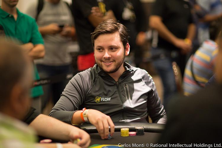 Fellipe Nunes sobe ao pódio do Evento 10-H do WCOOP/CardPlayer.com.br