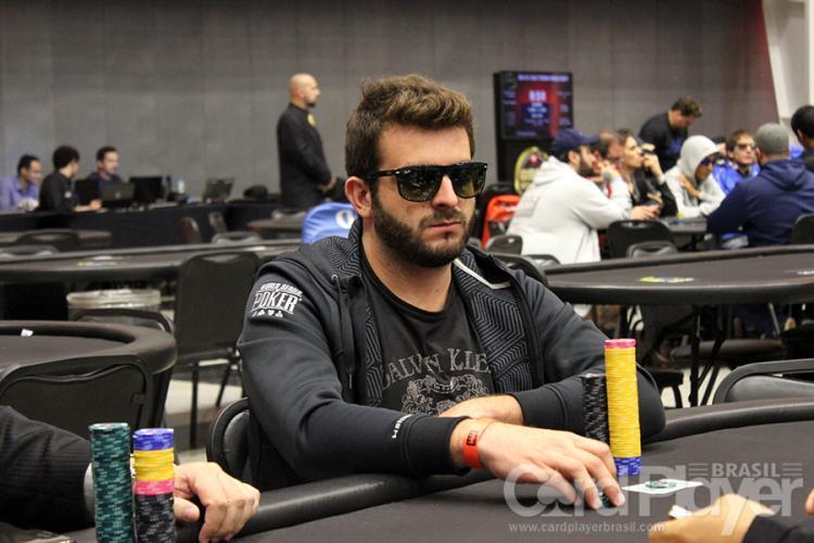 Bruno Borges puxa a fila na FT do WSOP Circuit Brasil/CardPlayer.com.br